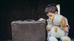 A Szentlélek nélkül olyanná válunk, mint egy árva kisgyerek